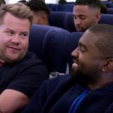 Το ανατρεπτικό Carpool Karaoke με τον James Corden και τον Kanye West