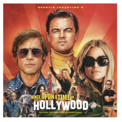 Το επίσημο Soundtrack της ταινίας Once Upon A Time In...Hollywood κυκλοφορεί!