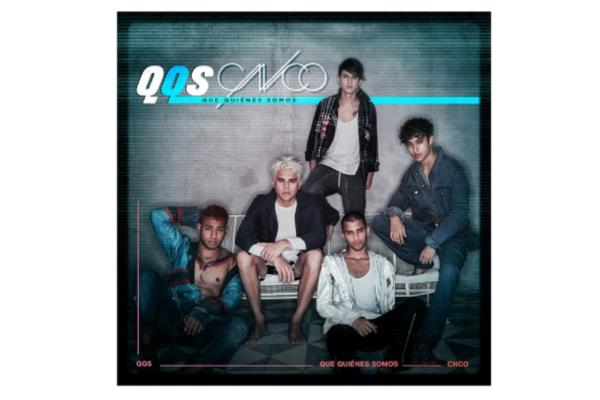 Οι CNCO κυκλοφορούν το νέο του EP με τίτλο Que Quienes Somos!