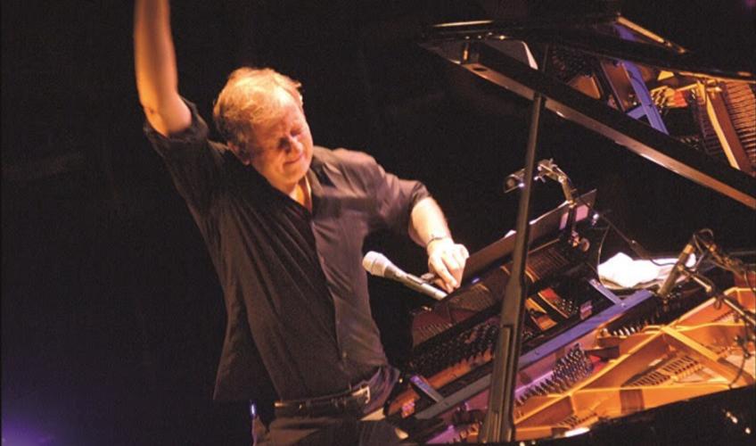 Wim Mertens | Έρχεται στην Ελλάδα για 2 συναυλίες | Θεσσαλονίκη - Βασιλικό Θέατρο | Αθήνα -Παλλάς