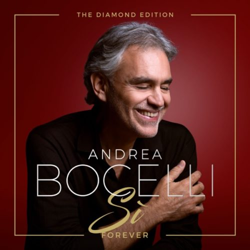 "Andrea Bocelli ""Si Forever: The Diamond Edition"" - H Νέα Εκδοχή Του Επιτυχημένου Album"