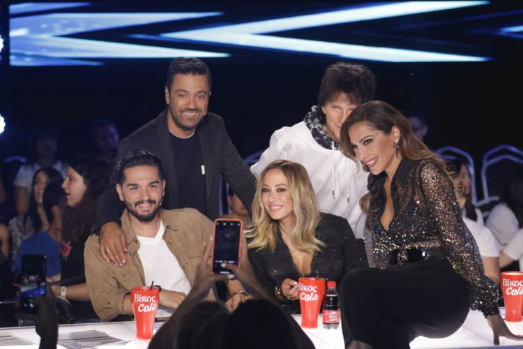 X Factor: Έρχονται τα Chair Challenge με τη Δέσποινα Βανδή