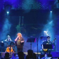 """Οι Cinema Paradiso Project με το """"El Tango de Roxanne"""" στο El Convento del Arte"""