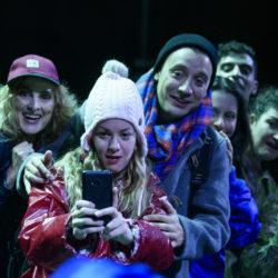 Μικρές ιστορίες για αγρίους στο Eθνικό Θέατρο