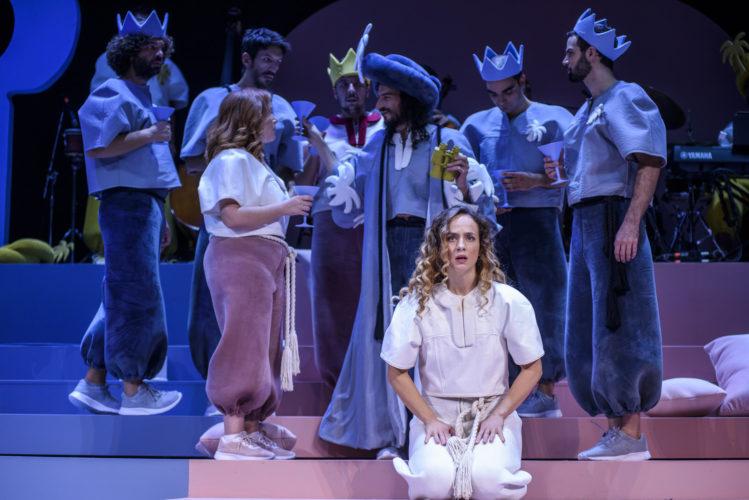 Χίλιες και μία ιστορίες Μάικ Κέννυ στο Εθνικό Θέατρο