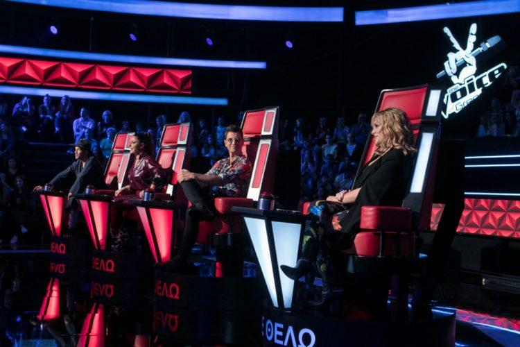 The Voice: Όλα όσα θα δούμε στην 6η blind audition στον ΣΚΑΪ