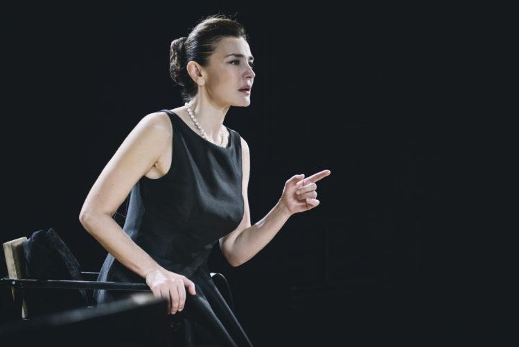 Master Class με την Μαρία Ναυπλιώτου στο Θέατρο Παλλάς