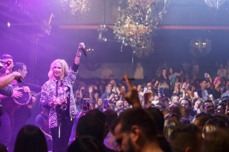 Άννα Βίσση: Παρασύρει την Θεσσαλονίκη με ένα «εκρηκτικό» one woman show!