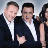 Πάζης-Ακριτίδης-Μιλλή: Πρεμιέρα για το πιο «elite» σχήμα διασκέδασης στη Γλυφάδα