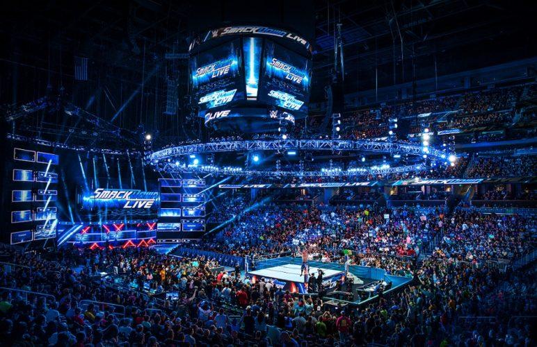 "O Dwayne ""The Rock"" Johnson στο SmackDown"