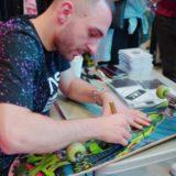 TOQUEL: Το αδιαχώρητο στο signing session του album του «777» στο κατάστημα της Puma στη Γλυφάδα