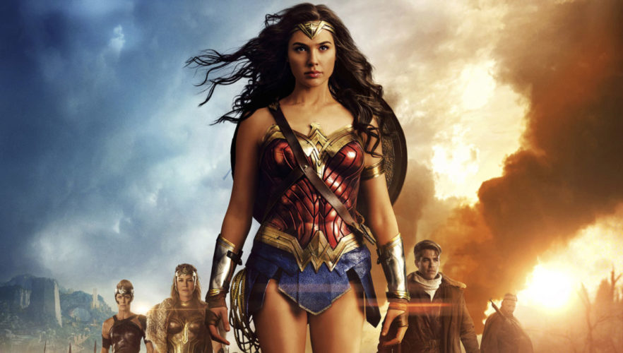 Wonder Woman σε Α' Τηλεοπτική Προβολή