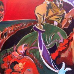 Εκθέτοντας τη ΒΙΑ στο Ίδρυμα Εικαστικών Τεχνών Τσιχριτζή
