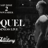 Toquel «Business Live» 777 Grande Finale στο Piraeus 117 Academy