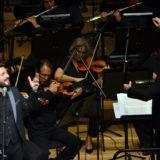 Νicola Piovani, Λίνα Νικολακοπούλου, Θοδωρής Βουτσικάκης: «Μάγεψαν» το Μέγαρο Μουσικής