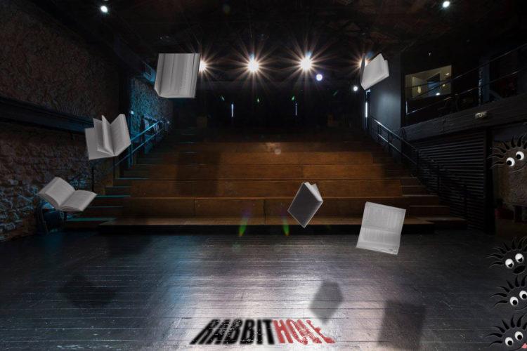 Από το ΚΕΙΜΕΝΟ στην ΠΑΡΑΣΤΑΣΗ | Θεατρικό εργαστήρι με θέμα το θεατρικό λόγο | Με τον Μιχάλη Τσουρουνάκη στο Rabbithole