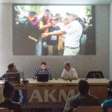 Ο κορυφαίος φωτορεπόρτερ των 2 βραβείων Pulitzer, Άλκης Κωνσταντινίδης, στο ΙΕΚ ΑΚΜΗ