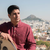 Ο Σταύρος Χαλιαμπάλιας στη μουσική σκηνή Σφίγγα