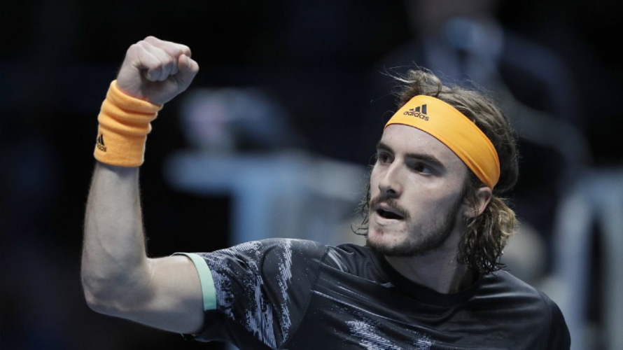 ATP: Υποψήφια για κορυφαία της χρονιάς δύο παιχνίδια του Τσιτσιπά