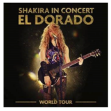 H Shakira ανακοινώνει την κυκλοφορία του Shakira In Concert: El Dorado World Tour live album