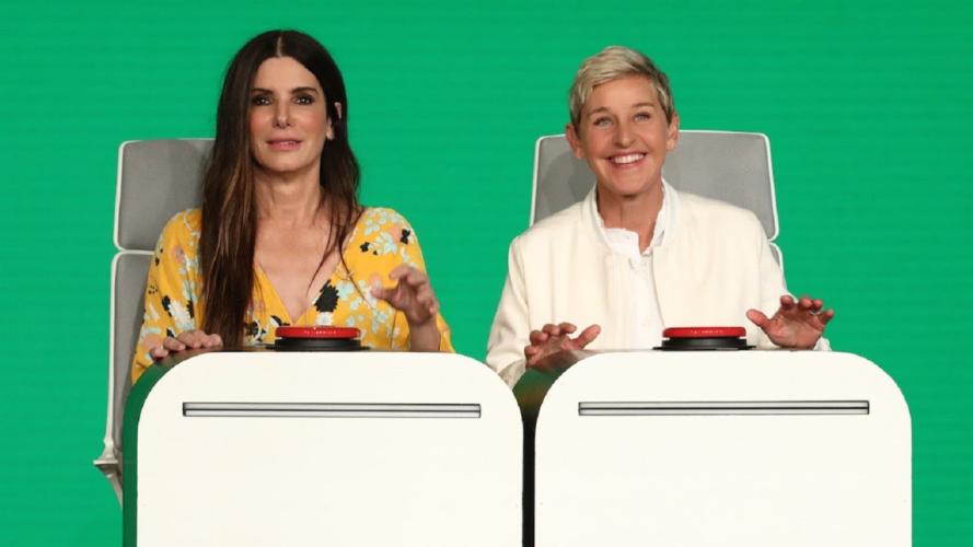 Sandra Bullock και Ellen DeGeneres θύματα μεγάλης απάτης - Μαζί στο δικαστήριο