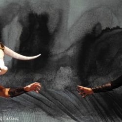 Κάρμεν Ρουγγέρη: Θησέας και Μινώταυρος στο Ίδρυμα Μιχάλης Κακογιάννης