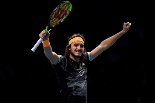 ATP Finals: Ο βασιλιάς Ρότζερ υποκλίθηκε στον πρίγκιπα Στέφανο!