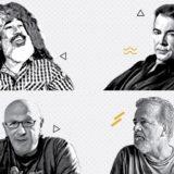 Οι Λάκης Παπαδόπουλος, Γιάννης Γιοκαρίνης, Νίκος Ζιώγαλας και Γιάννης Μηλιώκας επιστρέφουν στη μουσική σκηνή Σφίγγα