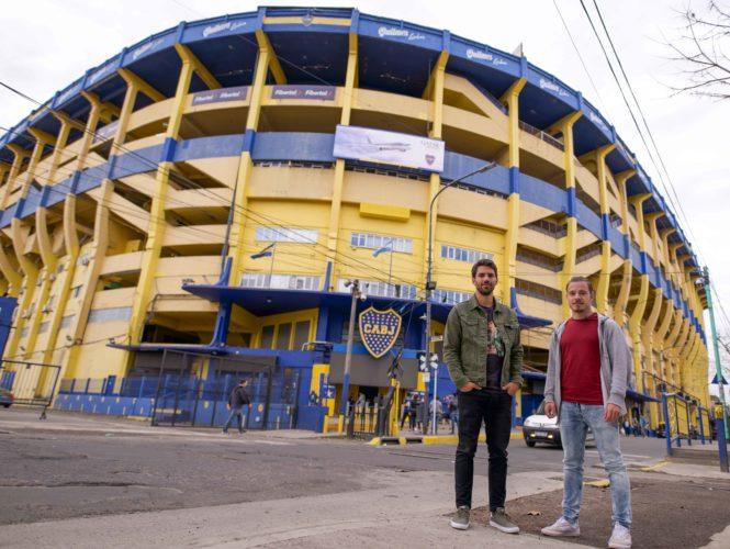 Το Football Stories ταξιδεύει στην Αργεντινή