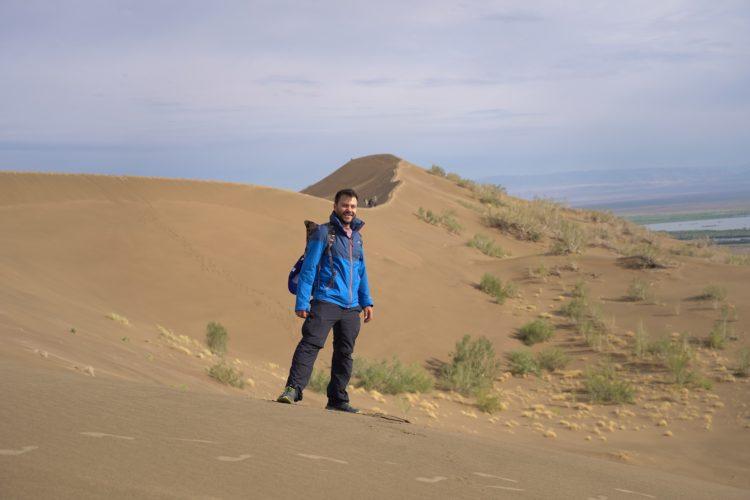 Happy Traveller στο Καζακστάν