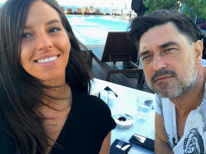 Δείτε την τρυφερή δημοσίευση του Μπουράκ Χακί για την σύντροφο του Χαρά Παππά