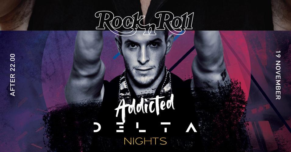 Ο D3LTA επιστρέφει στη σκηνή του Rock n Roll στην Αθήνα, για ένα μοναδικό live!