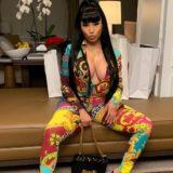 Έξαλλη με το Instagram έγινε η Nicki Minaj