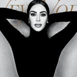 Η Kim Kardashian αναδείχθηκε το πρόσωπο της δεκαετίας
