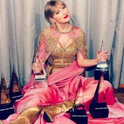 Το νέο επαγγελματικό βήμα της Taylor Swift