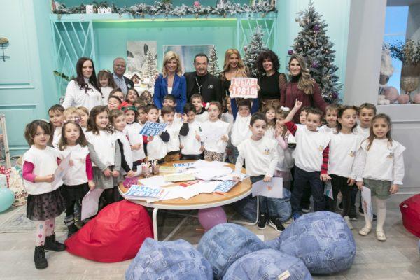 Αλήθειες με τη Ζήνα: Με επιτυχία ολοκληρώθηκε ο 5ος τηλεμαραθώνιος για το Χαμόγελο του Παιδιού