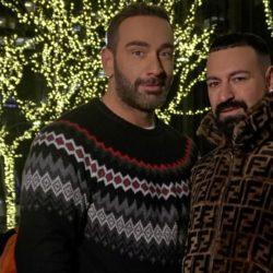 Celebrity Travel: Ο Νίκος Κοκλώνης και ο ράπερ Ύπο ανακαλύπτουν το γιορτινό πρόσωπο της Νέας Υόρκης