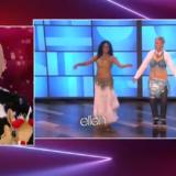 Η Ellen Degeneres χόρεψε το «Αμάρτησε μαζί μου»