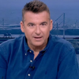 """Γιώργος Λιάγκας: """"Ήρθαν αναρχικοί κάτω από το σπίτι μου… Βάψανε τους τοίχους"""""""