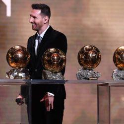 Χρυσή Μπάλα: Νικητής για 6η φορά ο Λιονέλ Μέσι