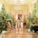 Η Melania Trump στόλισε τον Λευκό Οίκο με τον πιο εντυπωσιακό τρόπο