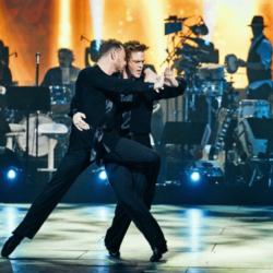 Dancing with the stars: Tο πρώτο ζευγάρι ανδρών έγραψε ιστορία