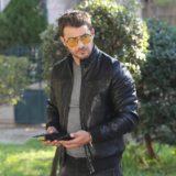 Γιώργος Αγγελόπουλος: «Για να πω ότι είμαι ηθοποιός πρέπει να μάθω πολλά»