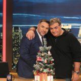 """Ο Δημήτρης Σταρόβας αποκάλυψε τον λόγο που δεν βρίσκεται στο """"The 2Night Show"""""""