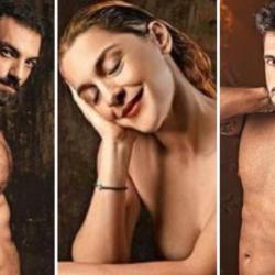 Έλληνες celebrities φωτογραφήθηκαν γυμνοί για καλό σκοπό