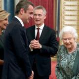 Μαρέβα Γκραμπόφσκι – Μητσοτάκη: Το ευχαριστήριο μήνυμα προς τη βασίλισσα Ελισάβετ