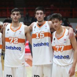 Basket League, Προμηθέας - Λαύριο 77-66: Αήττητος στην έδρα του με 17χρονους πρωταγωνιστές