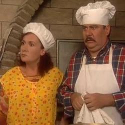 Φωτεινή Ντεμίρη – Βασίλης Χαλακατεβάκης: Επέστρεψαν στο φούρνο του Κολοκοτρωνιτσίου 13 χρόνια μετά!