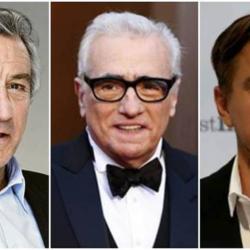 Ο Martin Scorsese ετοιμάζει καινούργια ταινία με De Niro και DiCaprio