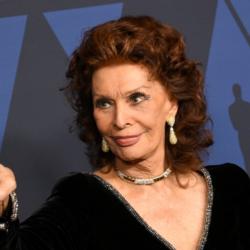 Η μεγάλη επιστροφή της Sophia Loren στον κινηματογράφο